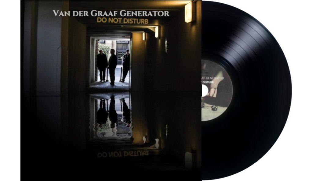 "Van der Graaf Generator – ""Do Not Disturb""<br>Rujan – 2016."