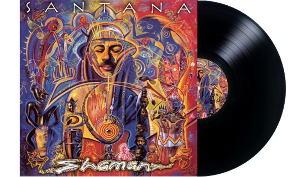 "Santana – ""Shaman""  <br>22. Listopada – 2002."