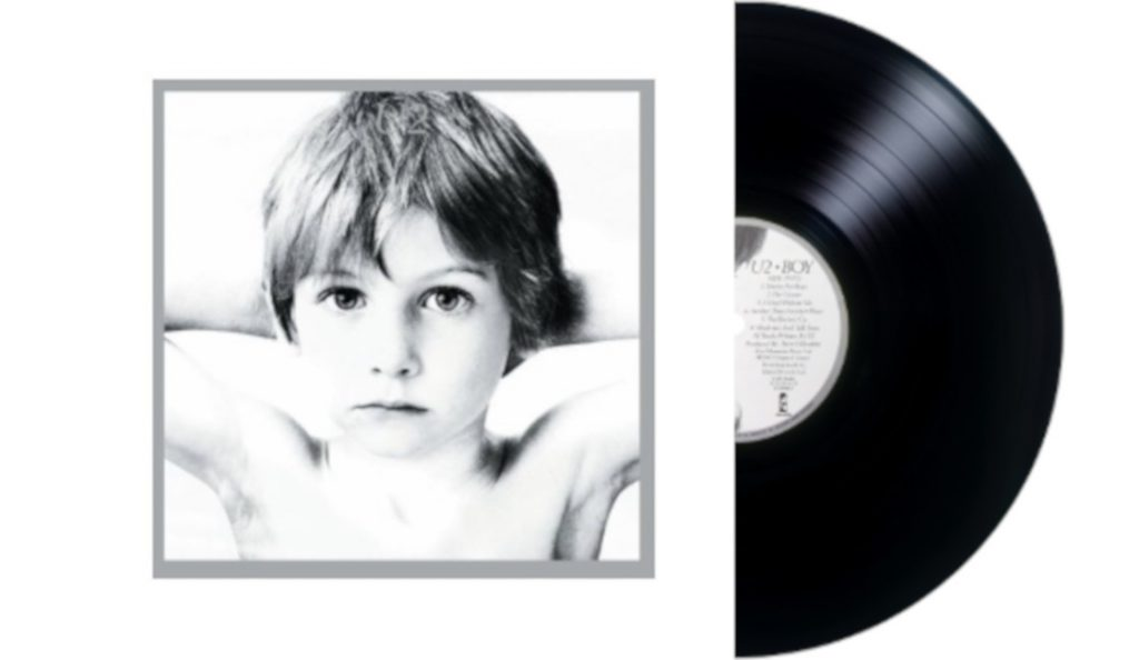 "U2 – ""Boy""<br>20. Listopada – 1980."