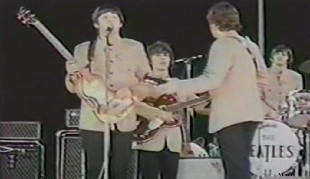 "The Beatles na ""Shea"" stadionu!<br>15. Kolovoza – 1965."