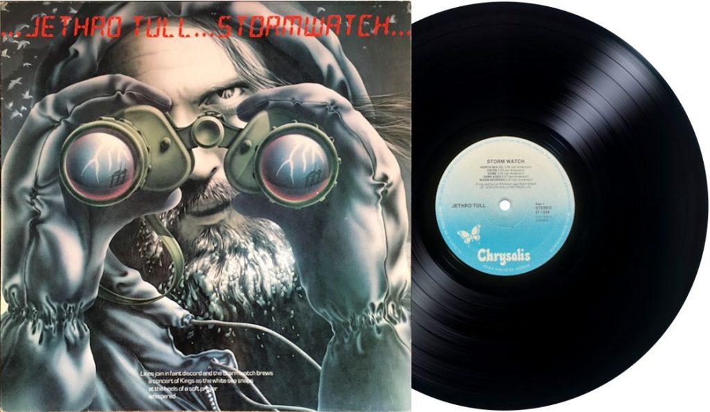 "Jethro Tull – ""Stormwatch""<br>14. Rujna – 1979."