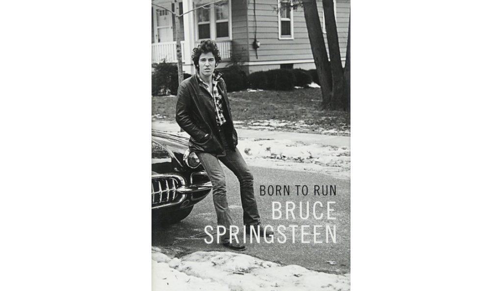 """Born To Run"" – Bruce Springsteen<br>Rujan – 2016."