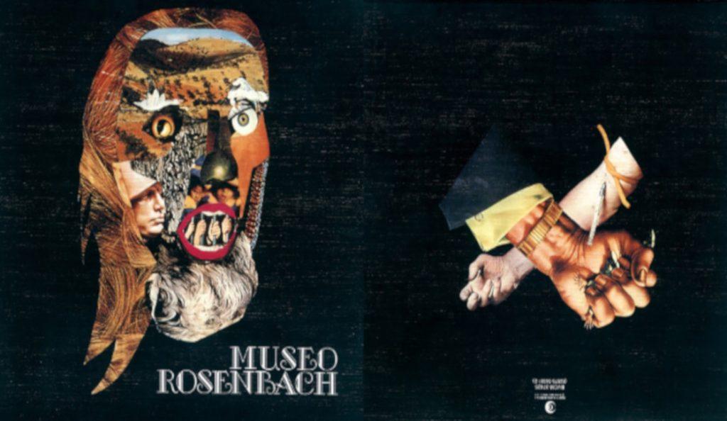 "Museo Rosenbach – ""Zarathustra""<br>April – 1973."