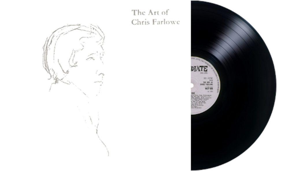 """Chris Farlowe – """"The Art of Chris Farlowe""""<br>Studeni – 1966."""