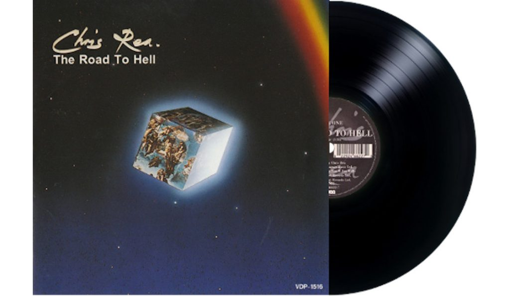 "Chris Rea – ""The Road to Hell""<br>Studeni – 1989."