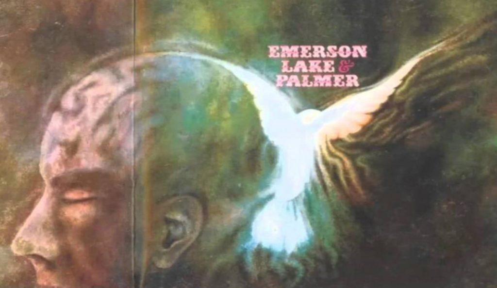 """Emerson, Lake & Palmer – """"Emerson, Lake & Palmer""""<br>Studeni – 1970."""