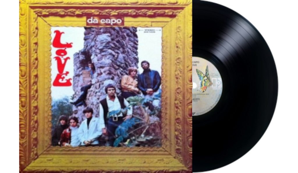 """Love – """"Da Capo""""<br>Studeni – 1966."""