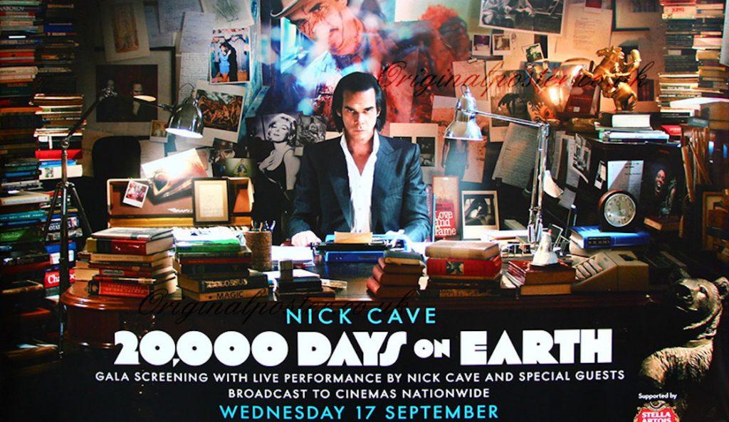 """20,000 Days on Earth""<br>Siječanj – 2014."