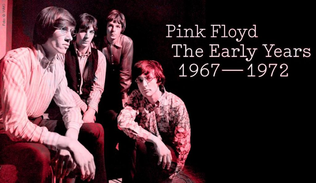 "Pink Floyd – ""The Early Years: 1965-1972""<br>Studeni – 2016."