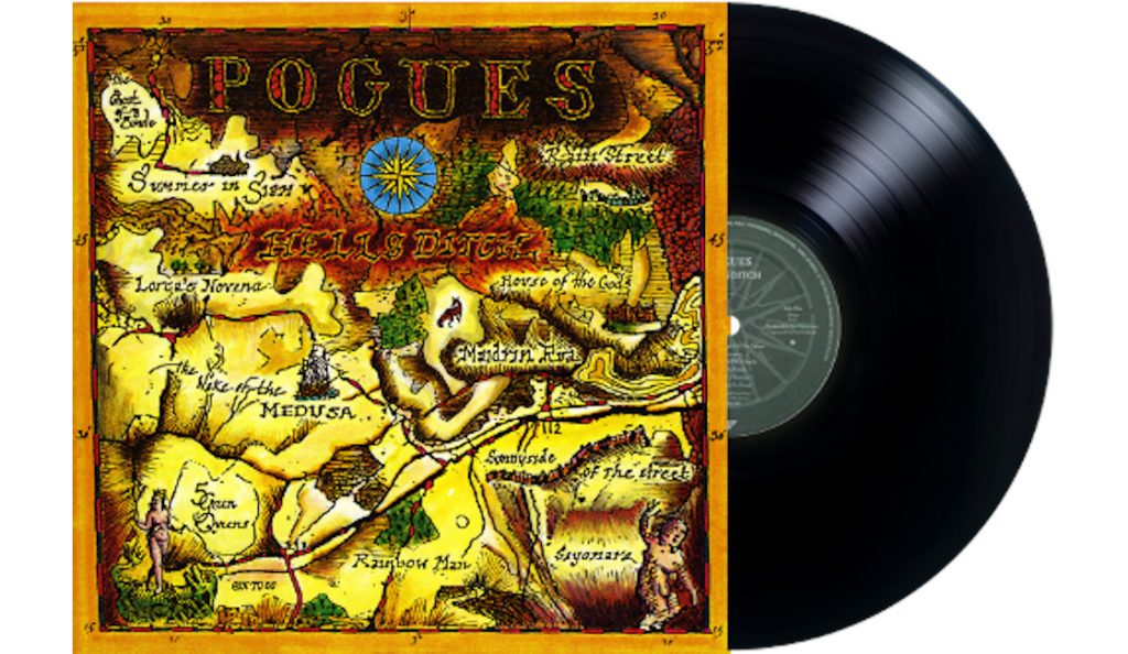 "The Pogues – ""Hell's Ditch""<br>Studeni – 1990."
