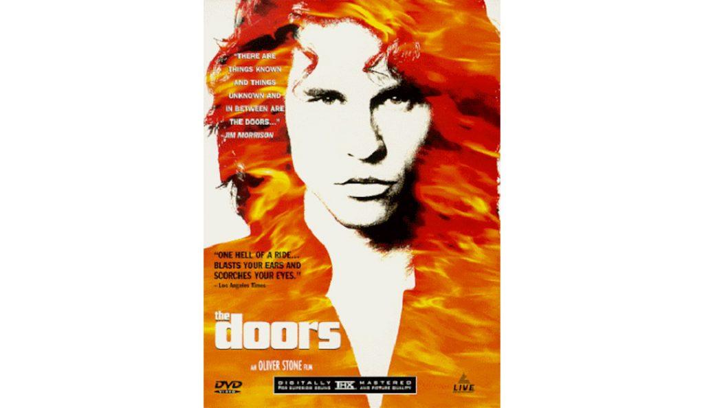 """Oliver Stone – """"The Doors""""<br>Ožujak – 1991."""