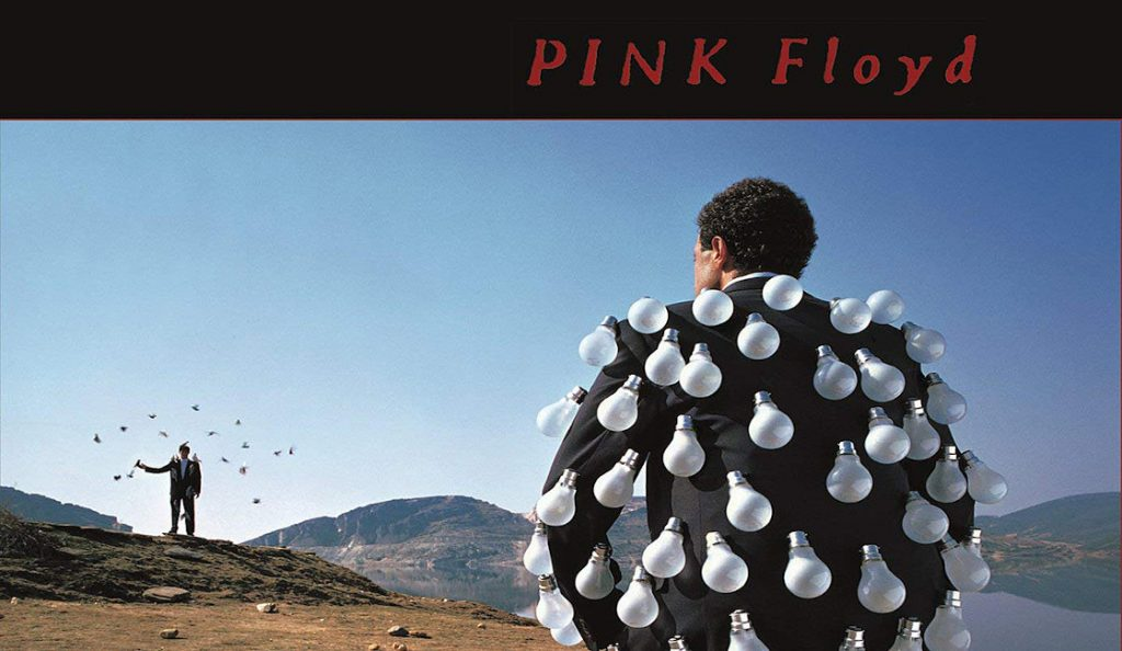 "Pink Floyd – ""Delicate Sound of Thunder""<br>Studeni – 1988."