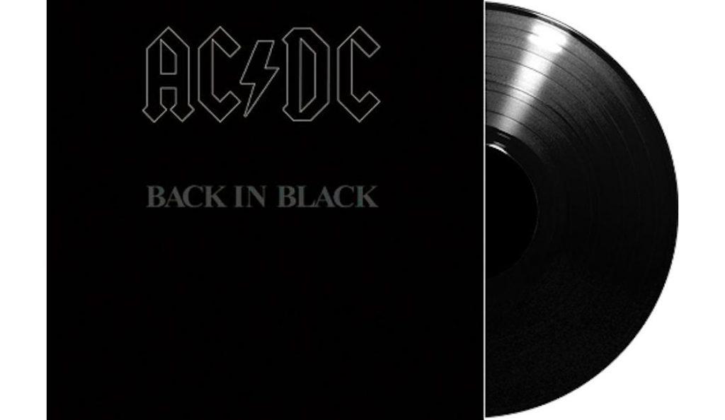"""AC/DC – """"Back in Black""""<br>25. Srpnja – 1980."""