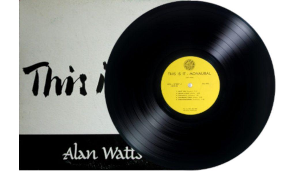 "Alan Watts – ""This is IT""<br>Prosinac – 1962."
