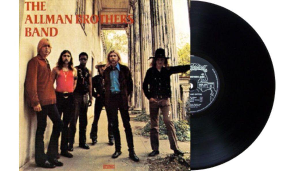 "Allman Brothers Band – ""Allman Brothers Band""<br>Studeni – 1969."