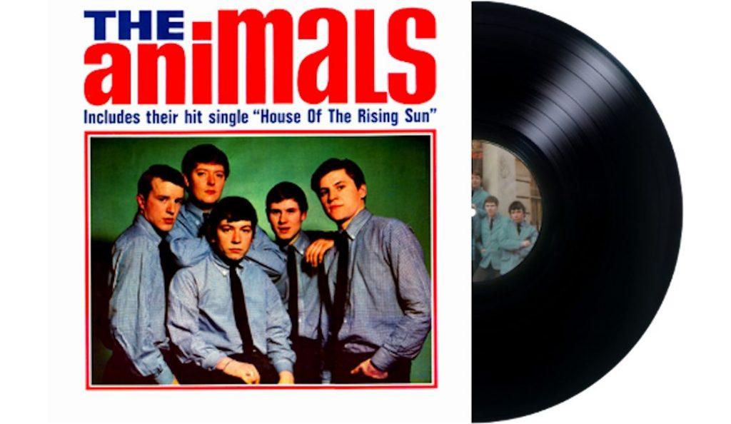 "The Animals – ""The Animals""<br>05. Rujna – 1964."
