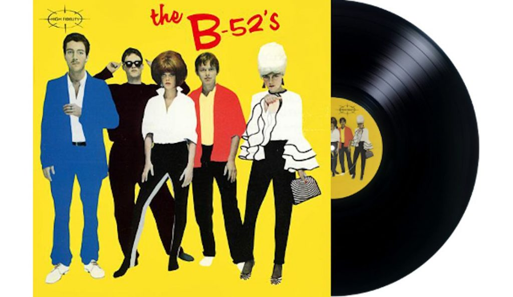 "The B-52's – ""The B-52's<br>Srpanj – 1979."