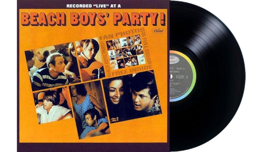 """The Beach Boys – """"Beach Boys' Party!""""<br>Studeni – 1965."""