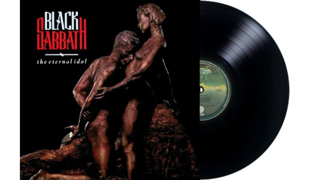 "Black Sabbath – ""The Eternal Idol""<br>Studeni – 1987."