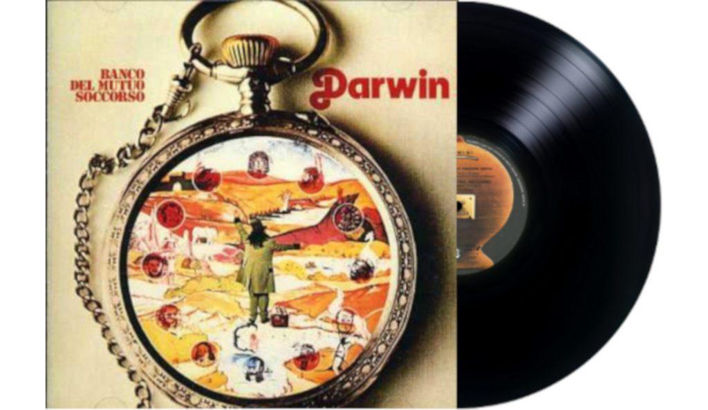 "Banco del Mutuo Soccorso – ""Darwin!""<br>Prosinac – 1972."