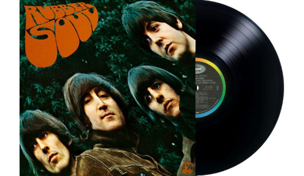 "The Beatles – ""Rubber Soul""<br>Prosinac – 1965."