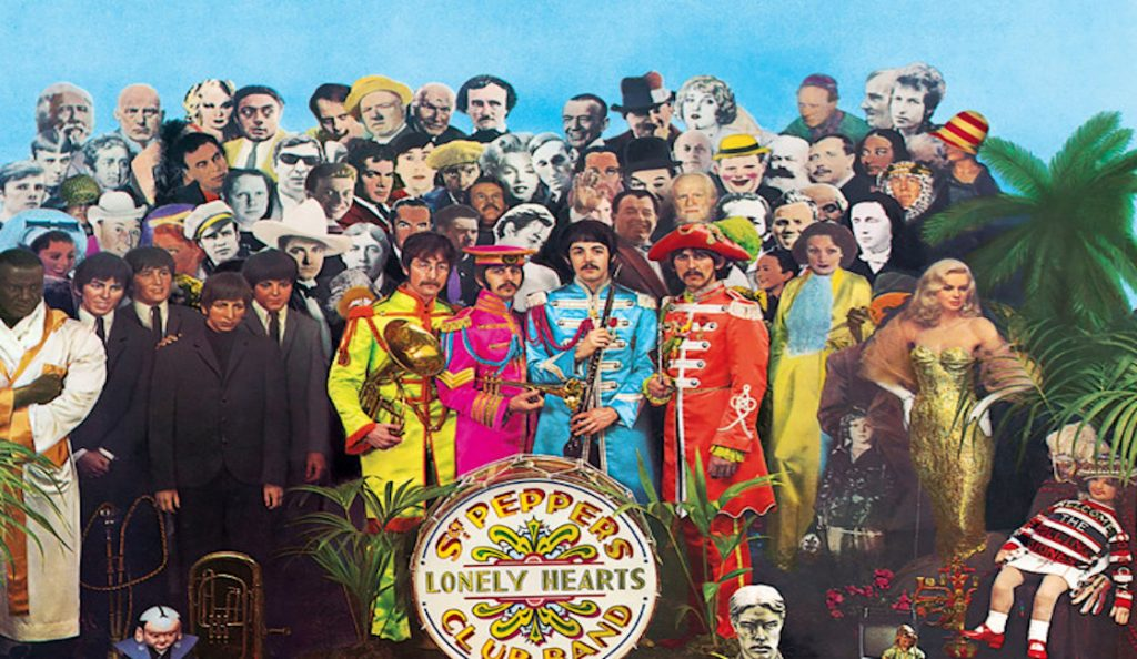 """The Beatles – """"Sgt. Pepper's Lonely Hearts Club Band""""<br>Svibanj – 1967."""
