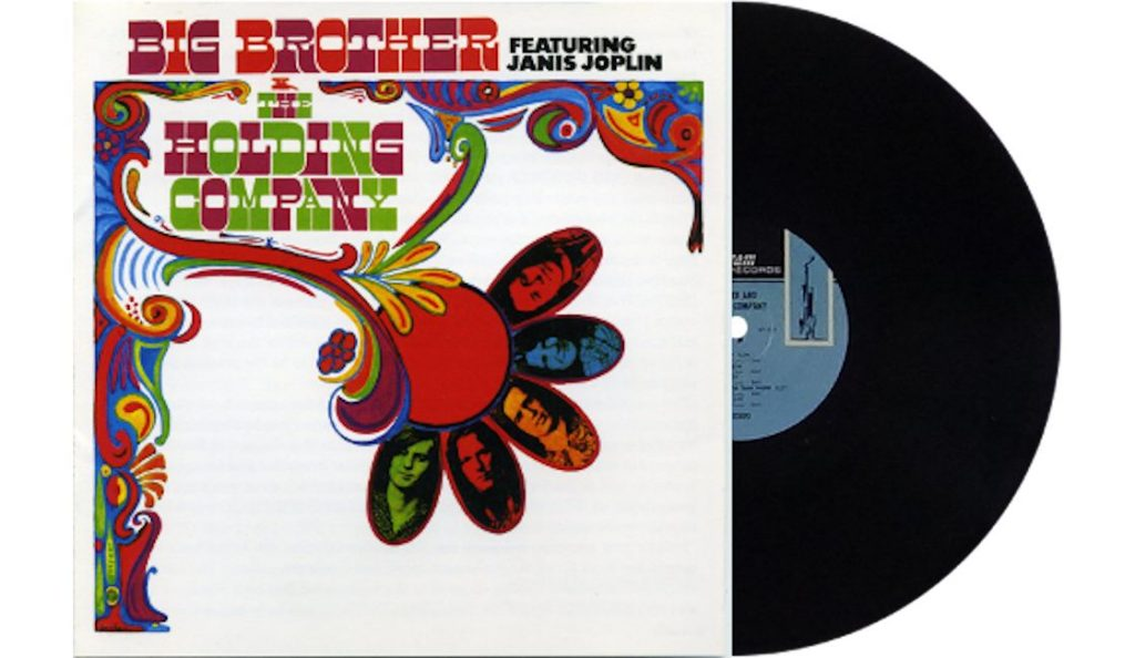 "Big Brother and Holding Company – ""Big Brother and Holding Company""<br>23. Kolovoza – 1967."