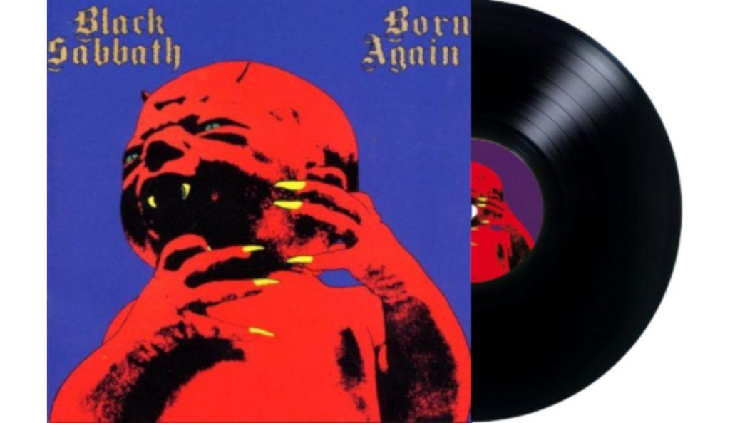 "Black Sabbath – ""Born Again""<br>Kolovoz – 1983."