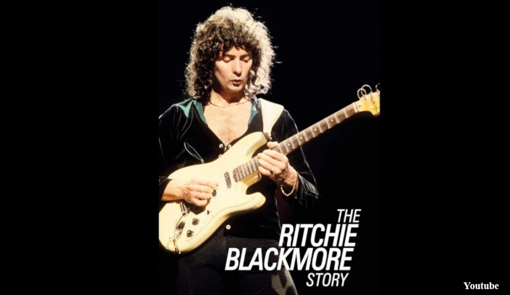 """The Ritchie Blackmore Story""<br>Studeni – 2015."