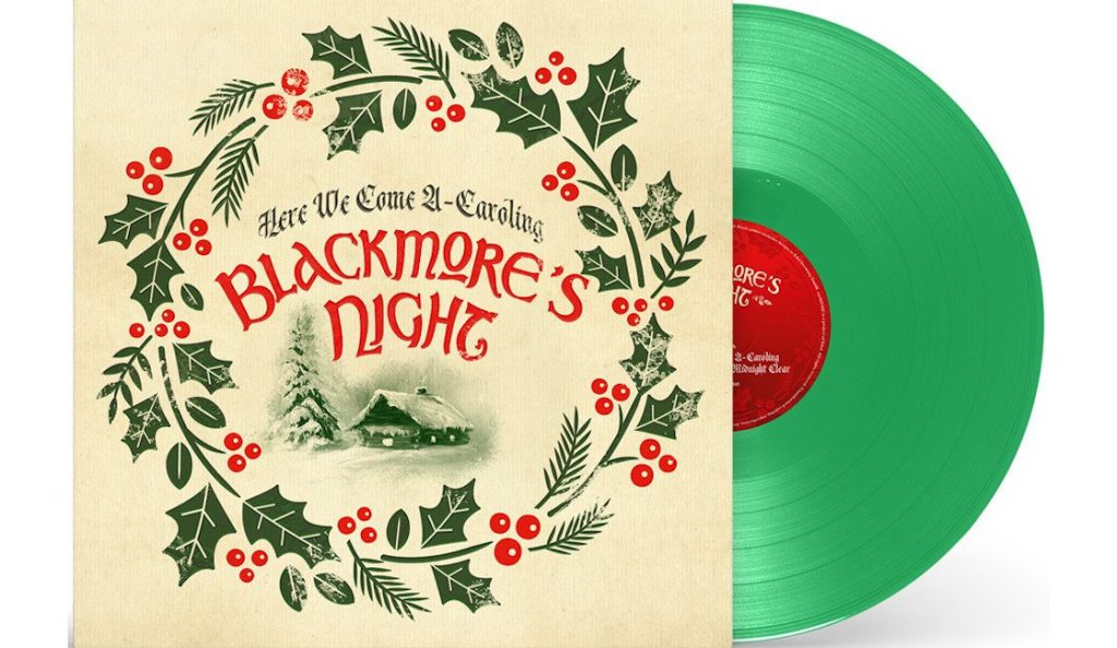 "Blackmore's Night – ""Here We Come A-Caroling""<br>Prosinac – 2020."