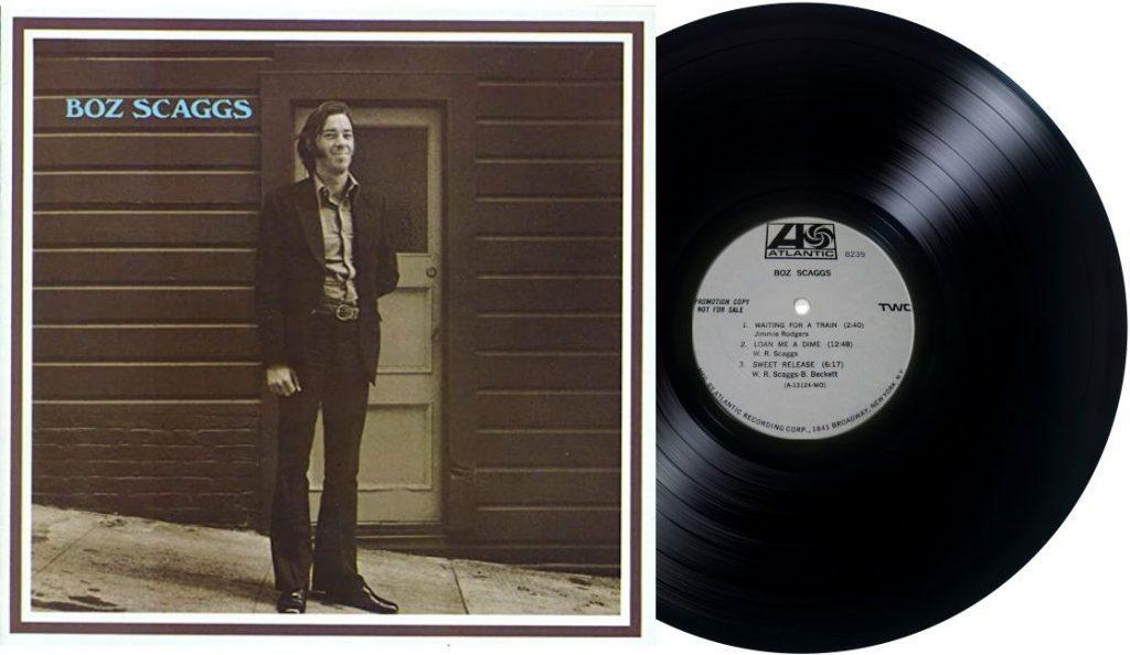 """Boz Scaggs – """"Boz Scaggs""""<br>19. Kolovoza – 1969."""