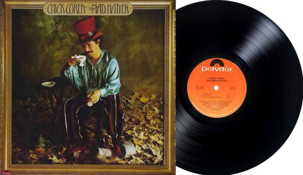 "Chick Corea – ""Mad Hatter""<br>Lipanj – 1978."
