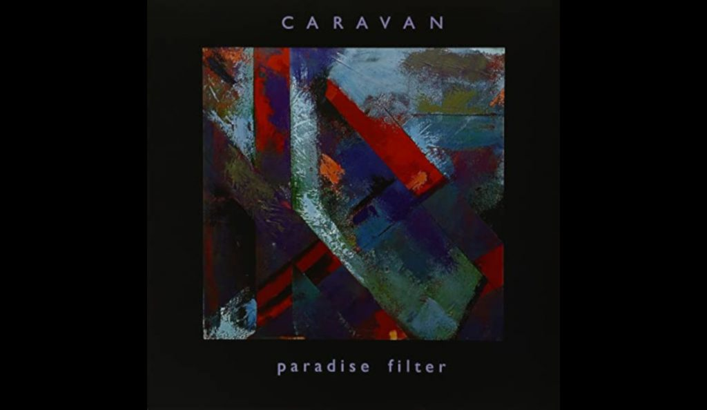 "Caravan – ""Paradise Filter""<br>Prosinac – 2013."