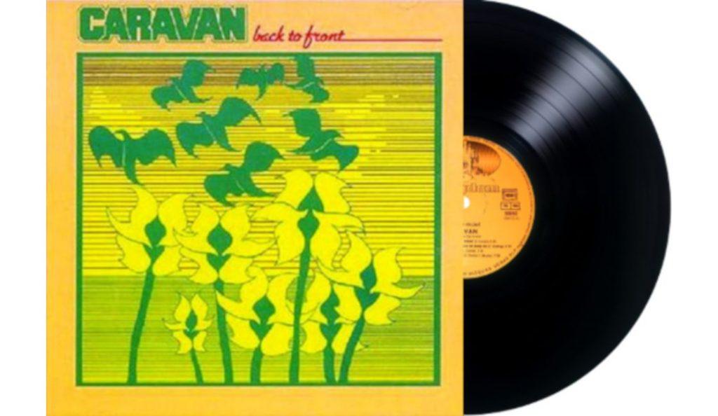 """Caravan – """"Back to Front""""<br>Srpanj – 1982."""