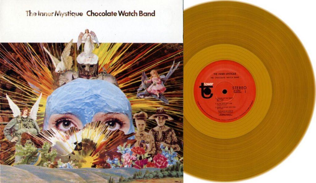 "Chocolate Watch Band – ""The Inner Mystique""<br>Veljača – 1968."