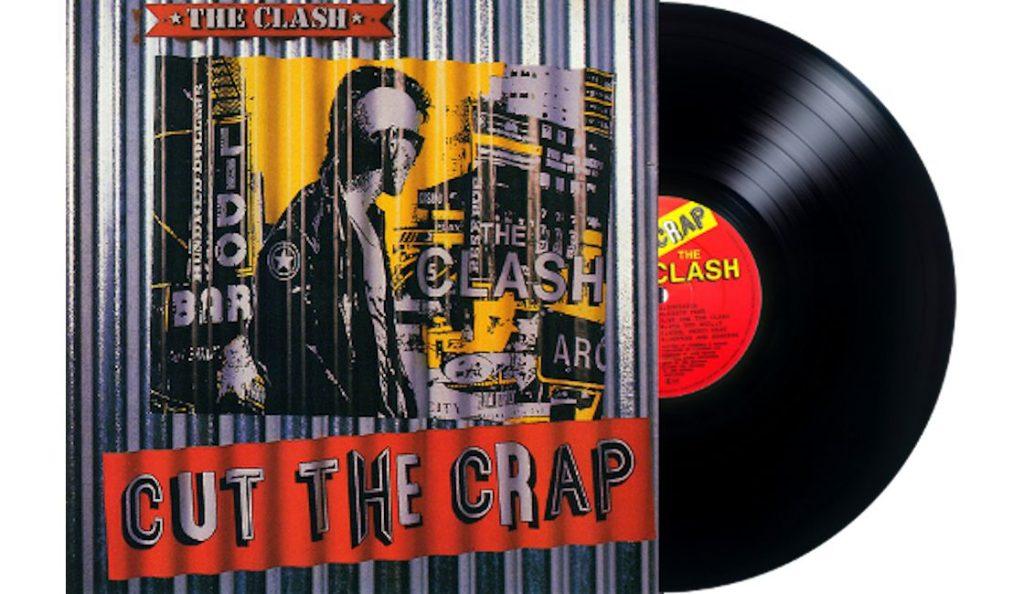 """The Clash – """"Cut the Crap""""  <br>Studeni – 1985."""
