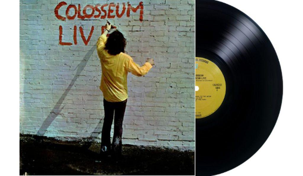 """Colosseum – """"Live""""<br>10. Lipnja – 1971."""