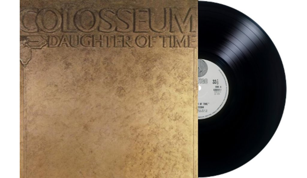 """Colosseum – """"Daughter of Time""""<br>Prosinac – 1970."""