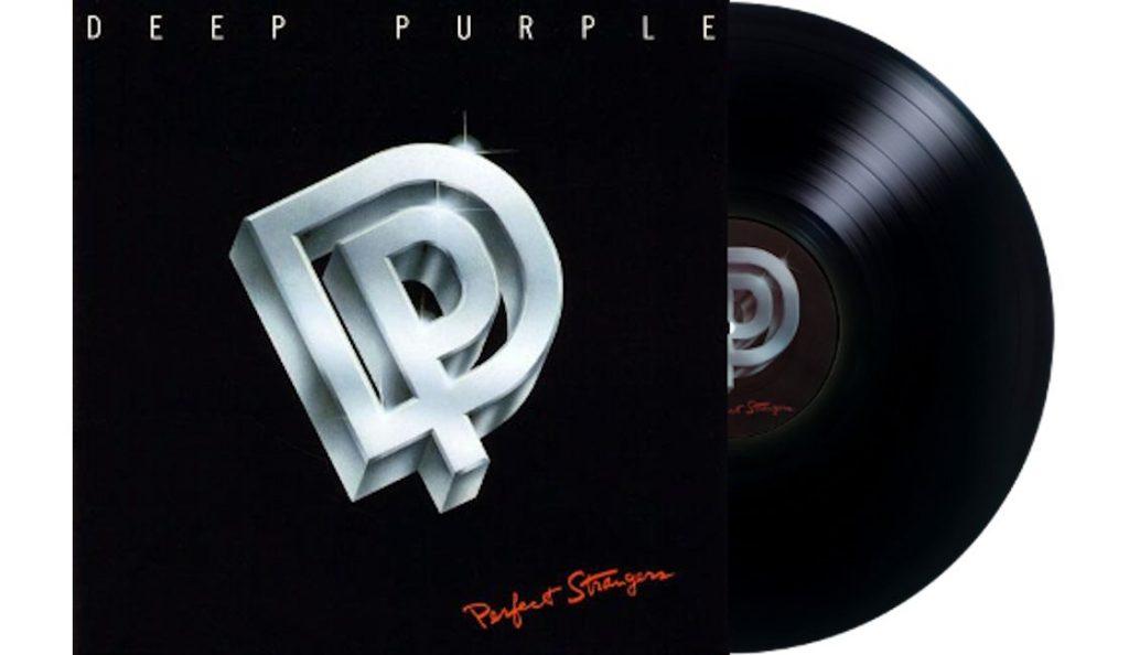 "Deep Purple – ""Perfect Strangers""<br>Listopad – 1984."