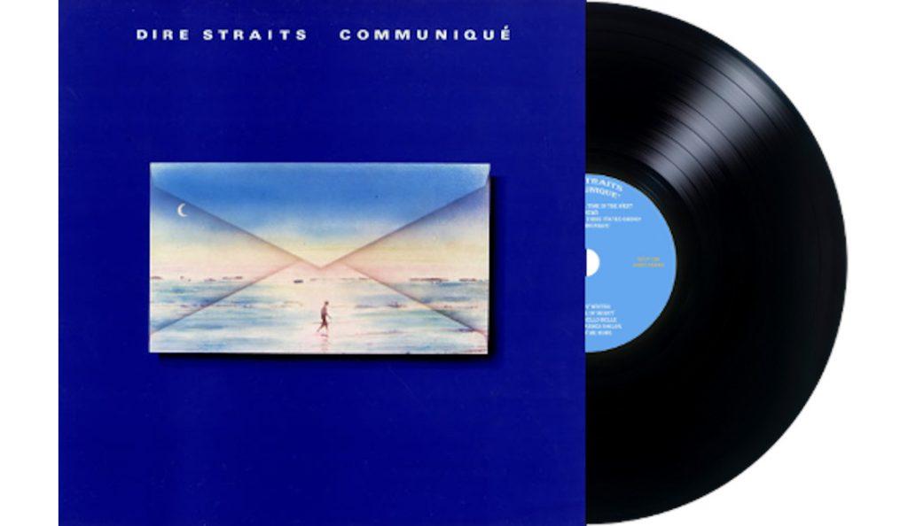 """Dire Straits – """"Communiqué""""<br>Lipanj – 1979."""