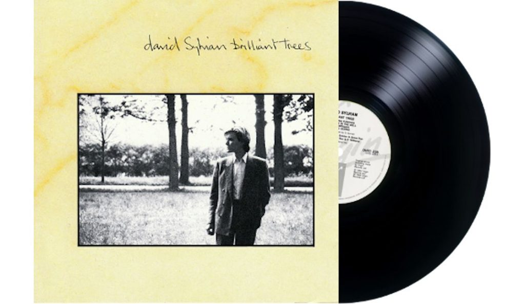 "David Sylvian – ""Brilliant Trees""<br>Srpanj – 1984."