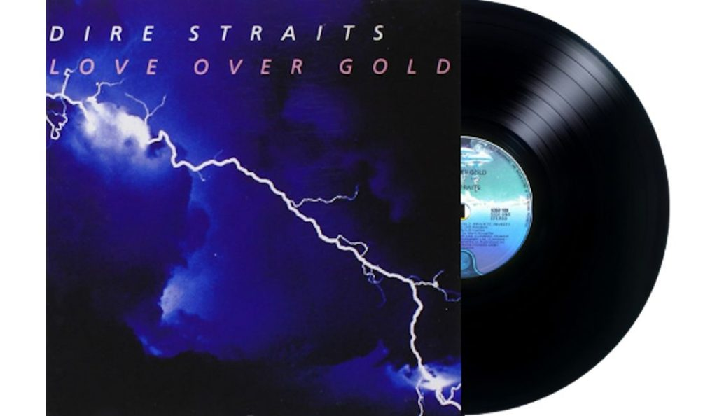 "Dire Straits – ""Love over Gold""<br>Rujan – 1982."