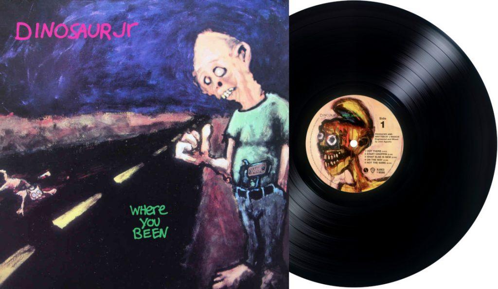 "Dinosaur Jr  –  ""Where You Been""<br>Veljača – 1993."