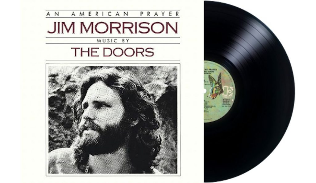"The Doors – ""An American Prayer""  <br>Studeni – 1978."