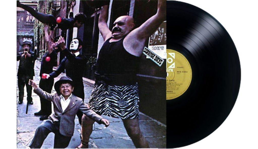 "The Doors – ""Strange Days""<br>25. Rujna – 1967."