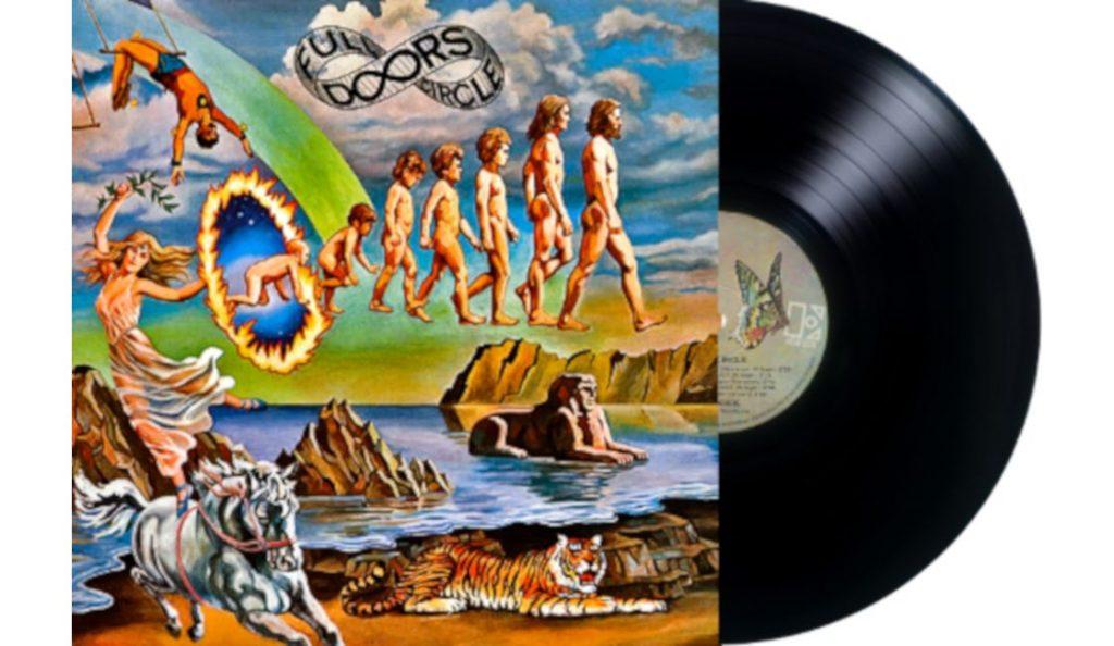 """The Doors – """"Full Circle""""<br>15. Kolovoza – 1972."""