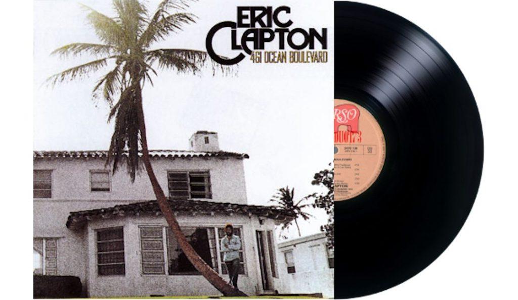 """Eric Clapton – """"461 Ocean Boulevard""""<br>01. Srpnja – 1974."""