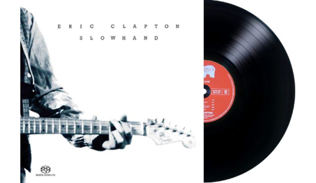 "Eric Clapton – ""Slowhand""<br>Studeni – 1977."