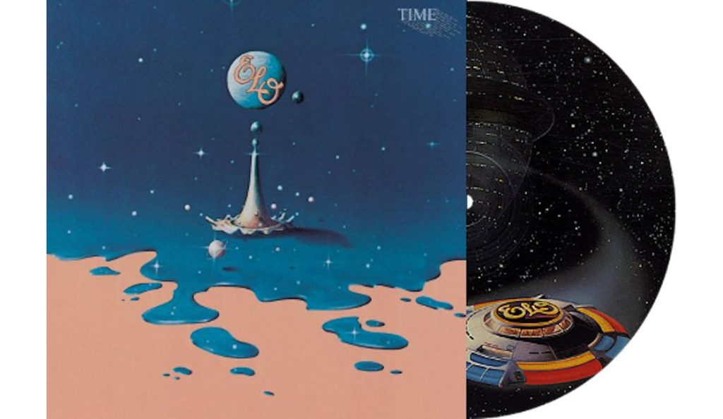 "Electric Light Orchestra – ""Time""<br>Srpanj – 1981."