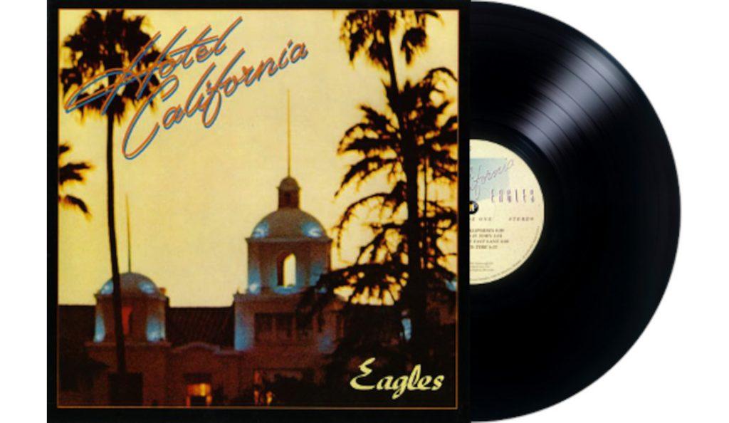 "Eagles – ""Hotel California""<br>Prosinac – 1976."